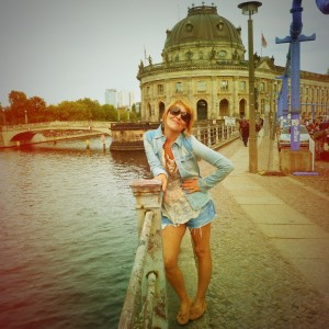 The Spree River, Museum Island, Berlin, travel blog